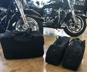 Harley Davidson Saddlebag Liners & Tour-Pak Liner Bags travel-pak, BRAND NEW OEM
