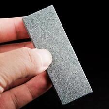 Mini Double-Sided Knife Sharpener Grind Stone Whetstone Kitchen Tool New JHRG