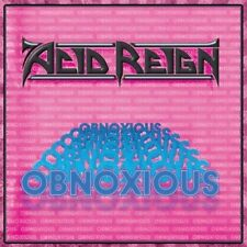 ACID REIGN-OBNOXIOUS+HANGIN ON THE TELEPHONE NEW SEALED CD REMASTERED OOP