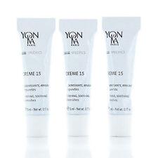 YONKA Creme 15 Purifying Treatment Trial Pack 6 x 5 ml, 30 ml Total
