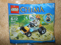LEGO Chima 30253 Leonidas Jungle Dragster * BUY 6 POLYBAGS = FREE SHIPPING *