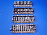 MARKLIN VOIE M - 4x rails droits 1/2 - 5107