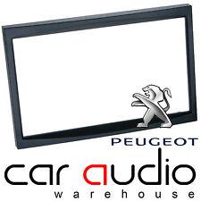 Autoleads DFP-04-05 Peugeot 307 01 - 06 Double Din Car Stereo Facia Fascia Panel