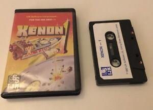 Xenon - 48k - Oric-1 - 1983