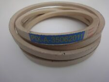 REPLACEMENT ALPINA ONE 102Y TWINCUT RIDEON LAWNMOWER DRIVE BELT 135062011/0