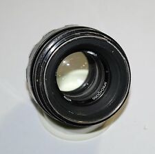 Helios 44 m39 f/2 58mm for ZENIT KMZ USSR ZEBRA