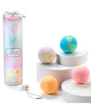 Bath Bombs Secret Jewels 4-PC Bath Bomb GIFT SET Relaxing For Her