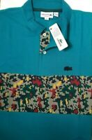 EXCLUSIVE Lacoste Men Shirt Size FR 4 US Small Made in Peru Designed in France