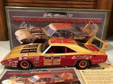 Autographed University of Racing 1969 Bobby Allison Dodge Charger Daytona 1/24