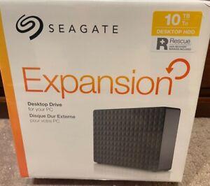 Seagate Expansion 10TB External (STEB10000400) Hard Drive