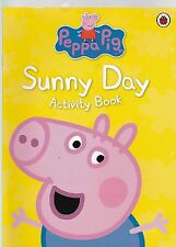 Peppa Pig Sunny Day Activity Book