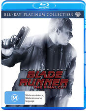 Blade Runner (The Final Cut) (2 Disc Platinum Collection) * Blu-ray * NEW