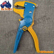 Automatic Wire Cutter Stripper Plier Electrical Cable Crimper Terminal Tool Cut