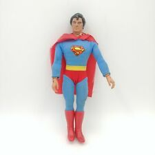 "Vintage 1978 Mego Superman Action Figure - 12"""