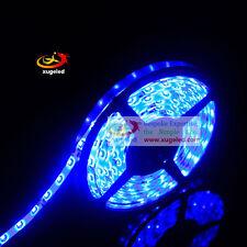 5M Blue 3528 SMD 300LEDs Flexible Strip Tape Waterproof IP65 DC12V 60LEDs/Meter