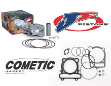 366cc 10.5:1 Big Bore Top End Kit Yamaha Warrior Raptor Wolverine Grizzly 350 (Fits: Wolverine 350)