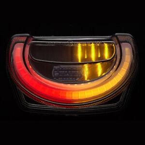 CB1000R Honda LED POWERGRID TAIL LIGHT COMBO INDICATORS L+R SMOKE 2018-2020 REAR