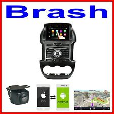 FORD PX RANGER DVD GPS NAV B/T HEAD UNIT APPLE CARPLAY ANDROID AUTO +SPECIAL CAM