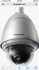 NEW PANASONIC iPro WV-SW397A 36x/72x AutoTracking OUTDOOR IP-PTZ CAMERA $4225