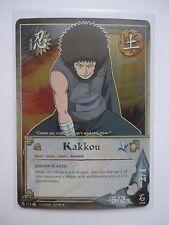 Naruto Karte KAKKOU (Hidden blades) - 713 FOIL UNCOMMON 1.EDITION