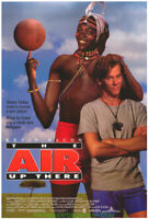 THE AIR UP THERE MOVIE POSTER DS 27x40 KEVIN BACON BASKETBALL 1994