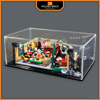 Display solutions for LEGO Ideas: Friends Central Perk (21319)