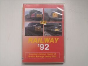 TVP Railway 92 British Railways Review DVD