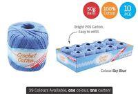 100/% Wool 50g Ball #6 WARM PI Crucci/'s Woolly Machine Wash 4 Ply Knitting Yarn