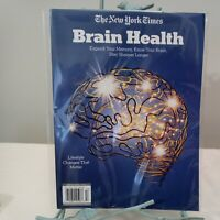 The New York Times Magazine BRAIN HEALTH ~ Expand Your Memory  Stay Sharp JAN 21