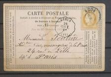 1894 CP Mehun, SAIN.V., Conv.-station + 4201 càd de passe obl N°55 Superbe X5057