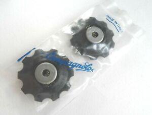 *NOS Vintage Campagnolo 8 Speed rear derailleur jockey wheels (c record era)*