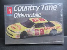 Amt Country Time Oldsmobile #68 Stock Car Model Kit
