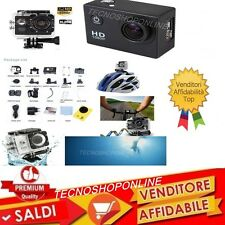 TELECAMERA SPORT ACTION CAM WIFI CAMERA FULL HD 12MP DV 1080p VIDEOCAMERA GO PRO