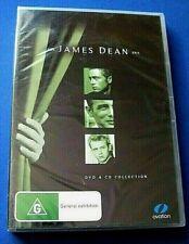 THE JAMES DEAN ERA DVD + CD NEW SEALED see below