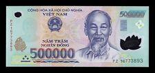 B-D-M Vietnam 500000 Dông 2016 Pick 124l Polymer SC UNC