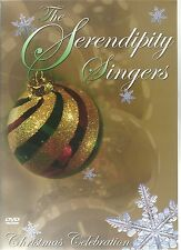 THE SERENDIPITY SINGERS CHRISTMAS CELEBRATION DVD SLEIGH RIDE & LOTS MORE