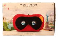 View-Master Virtual Reality VR Starter Pack Google Cardboard