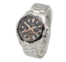 -Casio MTD1069D-1A3 Men's Metal Fashion Watch Brand New & 100% Authentic
