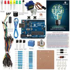 Ultimate UNO R3 Servo Project Starter Kit For Arduino Mega2560 Mega 328 Nano