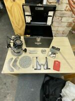 Vintage Sears Craftsman 1470 Pro 5/8 HP Ball Bearing Router w/Case Old Tool USA