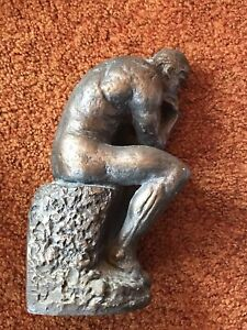 Vintage - Austin Productions - The Thinker Rodin - First Edition - 1961