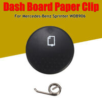 Dashboard Paper Clip w/ Spring for Mercedes-Benz Sprinter WDB906 A  !*