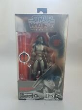 More details for star wars black series #95 second sister inquisitor carbonized