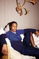 "26 ASAP ROCKY - American Rapper Hot Music Star 14""x21"" Poster"