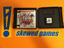 My Farm Around The World - cib - Nintendo DS