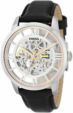 Men's Fossil Townsman Automatic Skeleton Watch ME3041