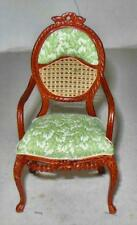HANSSON DELUXE ARM CHAIR  CA01201HGW  MINIATURE DOLL HOUSE FURNITURE
