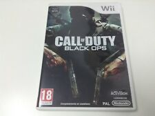 CALL OF DUTY BLACK OPS . Pal España... Envio Certificado ... Paypal