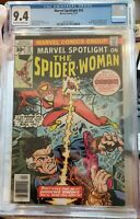 Marvel Comics' Marvel Spotlight #32  CGC 9.4  1977 1st Spider-Woman