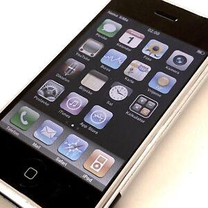 APPLE IPHONE 2G 1ST GENERATION; 16GB; A1203
